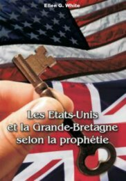 Les Etats Unis et La Grande Bretagne selon la Prophetie