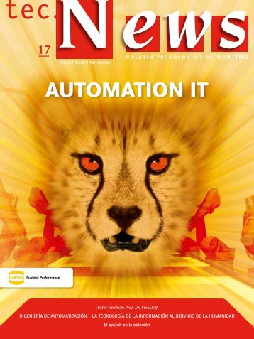 automation iT: Es la base para todas las aplicaciones - Harting