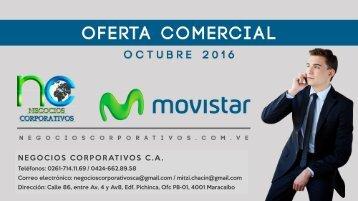Oferta Comercial Octubre 2016