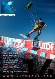 Kitesoul Magazine #14 English Edition