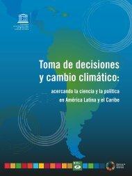 Toma de decisiones y cambio climático