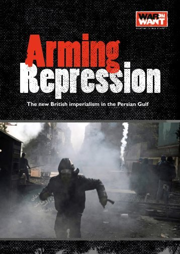 The new British imperialism in the Persian Gulf