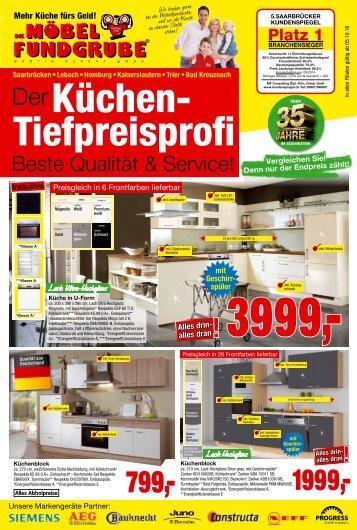 Die Möbelfundgrube - Küche KW 40