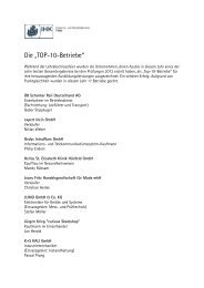 IHK_LAF Top-Ten Betriebe - IHK Fulda