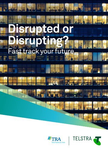 Disrupted or Disrupting?