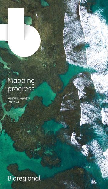 Mapping progress