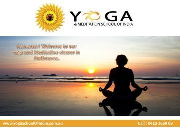 Yoga Teacher Training Melbourne  - Yoga Instructor Courses Melbourne