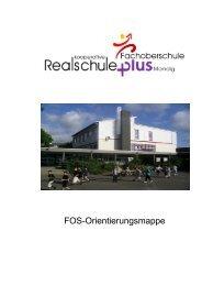 fachoberschulen - Realschule plus Mendig