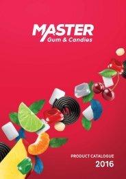 Master | E-catalogue