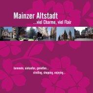 Mainzer Altstadt - videa-design