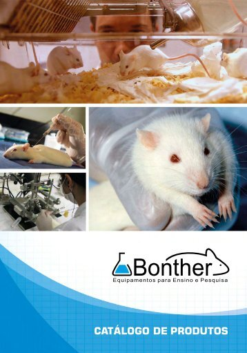 Catalogo de produtos Bonther
