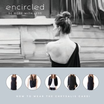 Encircled Chrysalis Cardi Lookbook Website 0923