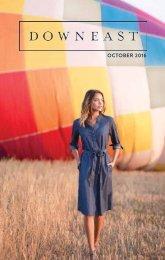 DownEast Fall Catalog
