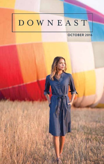 DownEast Fall Catalog