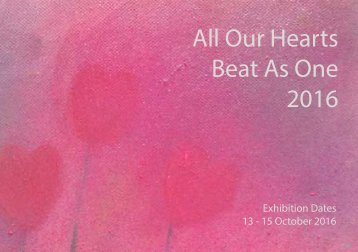 All Our Hearts Beat As One_Brochure