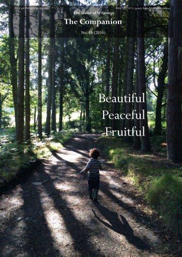 Peaceful Fruitful