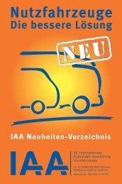 auf der 59. IAA Nutzfahrzeuge - Archiv - IAA