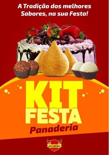 Kit Festa Panaderia