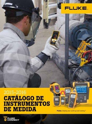 Catalogo Fluke 2015-2016