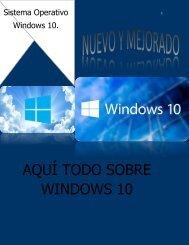 PROYECTO DE WINDOWS 10