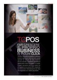 TRADE CONSUMER ELECTRONICS - TCPOS