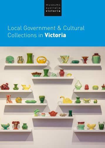 Local Government & Cultural Collections in Victoria
