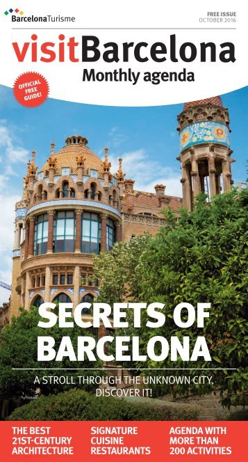 SECRETS OF BARCELONA