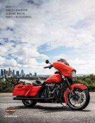 2017 Harley Davidson Genuine Parts & Accessories -