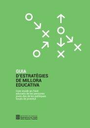GUIA D'ESTRATÈGIES DE MILLORA EDUCATIVA