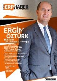 ERP HABER Dergisi Eylül 2016 Sayısı