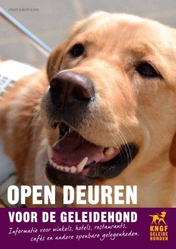 OPEN DEUREN