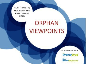 ORPHAN VIEWPOINTS