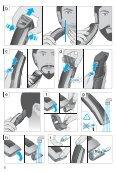 Braun cruZer5, Old Spice, BT 3050, BT 5010, BT 5030, BT 5050 - BT7050,  BT3050cb,  Beard trimmer,  Series 7 Manual (DE, UK, FR, ES, PT, IT, NL, DK, NO, SE, FI, TR, GR) - Page 4
