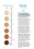 Braun Gillette Venus Naked Skin - Gillette Venus Naked Skin - Intense Pulse Light Hair Removal System Manual (DE, UK, FR, IT, NL) - Page 4