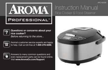 abode slow cooker instruction manual