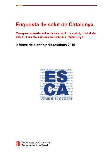 Enquesta de salut de Catalunya