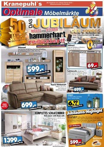 Möbel und Küchen hammerhart reduziert!