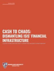 CASH TO CHAOS