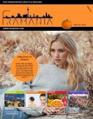 Framania Ausgabe Oktober 16