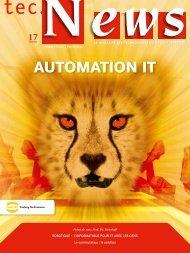 Automation IT – plate-forme pour l'ensemble des applications - Harting
