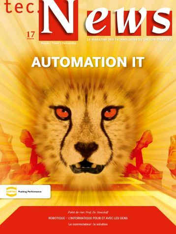 Automation IT – plate-forme pour l'ensemble des applications - Harting