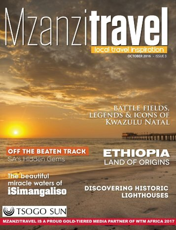 MZANZI TRAVEL  - ISSUE 3