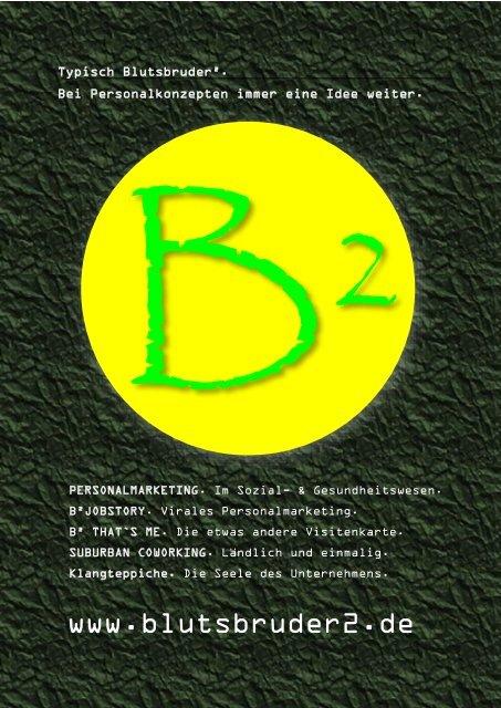 Blutsbruder²-Magazin Vol. 2