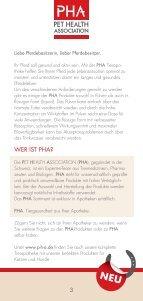 TiergesundheiT aus ihrer apoTheke Fragen Sie uns! - Seite 3