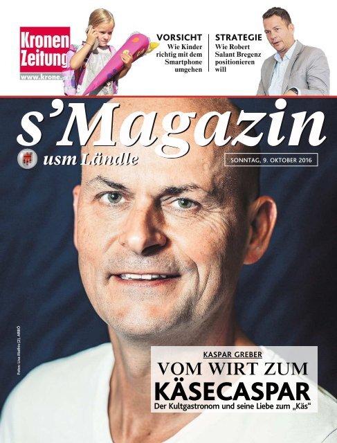 s'Magazin usm Ländle, 9. Oktober 2016