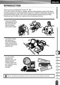 Brother PT-18R - User's Guide - Page 7