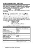 Brother MFC-8420 - User's Guide - Page 4