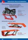 Motorrad Hebebühne Tragkraft 600 kg 144 - Roland Bertschi AG - Seite 3