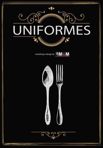 Design Uniformes para Restaurantes