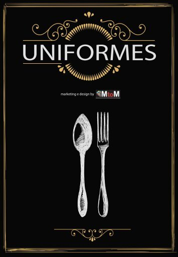 Design Uniformes para Restaurantes